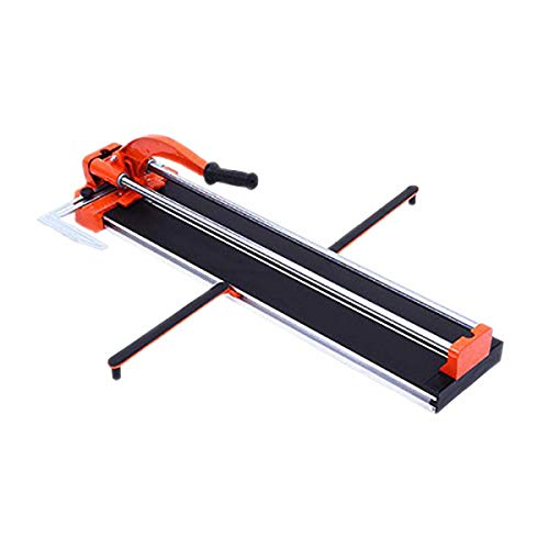 Manual Tile Cutter Tools 31.5 Inch Adjustable Laser Guide Tile Cutter Machine for Precision Cutting of Porcelain Ceramic Floor Tiles Cutter (31.5 Inch)