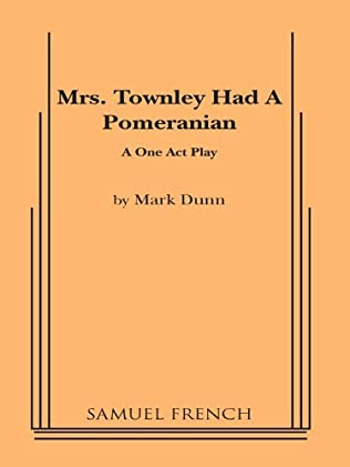 book cover of Mrs. Townley Had A Pomeranian