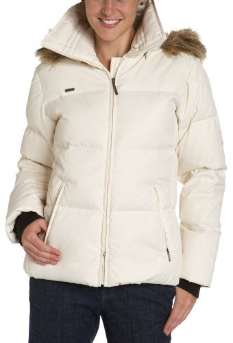 Columbia Chaqueta The Trinity Bomber Blanco L