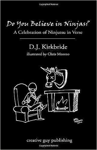 Book Do You Believe in Ninjas? by D.J. Kirkbride (2010-11-15)