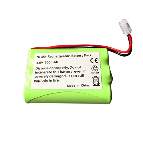 ABC Products® Replacement Motorola Rechargeable Battery Pack for MBP18, MBP25, MBP26, MBP27, MBP31, MPB33, MBP36, MBP41, MBP43, SCOUT-1500 Digital Video Baby Child Infant / Pet Monitor (Digital Scout Video)