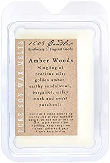 product image for 1803 Candles - Melters (Amber Woods)