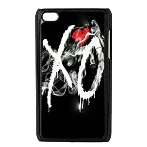 JamesBagg Phone case The Weeknd XO Music FOR IPod Touch 4th Style 9