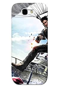 New Arrival Case Specially Design For Galaxy Note 2 (rico Rodriguez Just Cause 2)