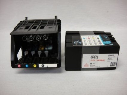 INKTONER 950 Printhead with 950 Setup ink cartridge FOR for officejet pro 8100 8600