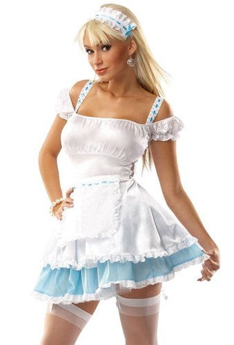 Sexy Little Bo Peep Costume - M/L (Bo Peep Costume For Adults)