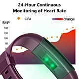 Lintelek Fitness Tracker Heart Rate