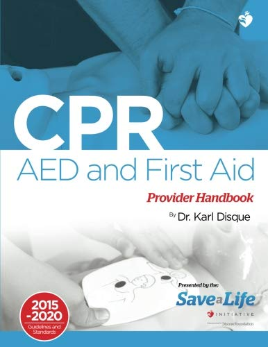 CPR, AED & First Aid Provider Ha...