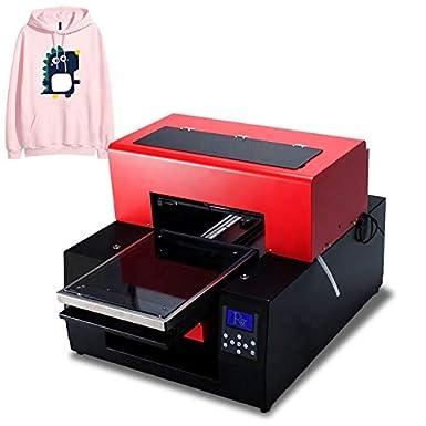 Nueva DTG impresora A3 tamaño 33 * 60 cm Multicolor ...