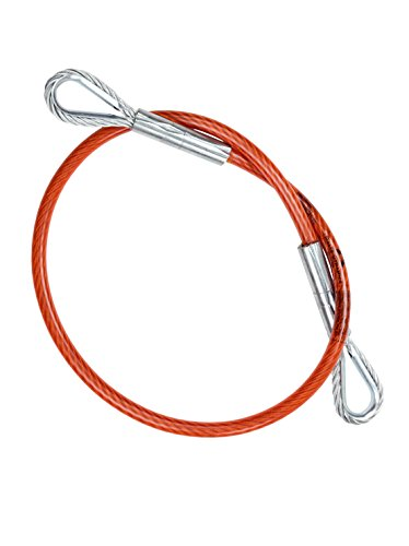 Sling Wire - 5K Wire Rope Sling - 3ft, OSHA/ANSI Compliant