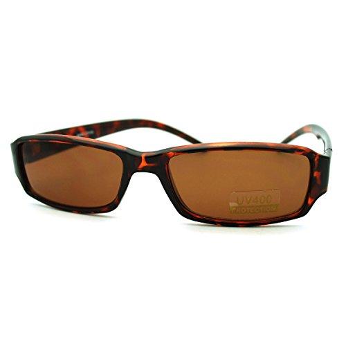 Small Rectangular Sunglasses Classic Narrow Lens Fashion Frame - Sunglasses Rectangular Narrow