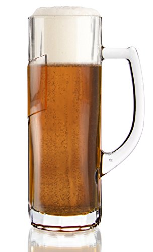 Brewgrass-Large-Beer-Mug-Set-of-6-17-Ounce
