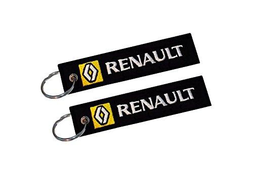 Amazon.com: Renault Double Sided Key Ring (1 pc.): Automotive