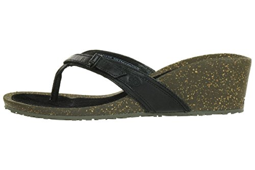 Black Teva Outdoor Ventura Sport Thong Sandals zUU1aqXB