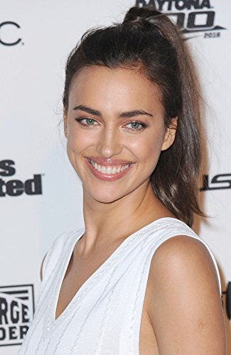 Irina Shayk At Arrivals For Sports Illustrated Celebrates Swimsuit 2016 Brookfield Place At The Time Inc Building New York Ny February 16 2016 Photo By Kristin CallahanEverett Collection Photo Print (