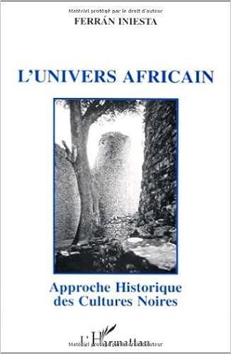 Livre L'univers africain pdf epub