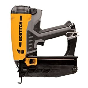 BOSTITCH GFN1664K 16-Gauge Cordless Gas Finish Nailer