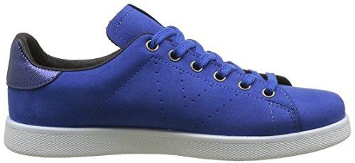 azul Basses Baskets Victoria Bleu Femme 125554 x8TxXq6n