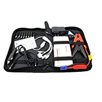 RioRand Car Jump Starter 15000mAH Booster Emergency Power Source Emergency Auto Start Power