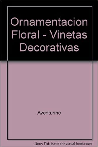 Ornamentacion Floral - Vinetas Decorativas