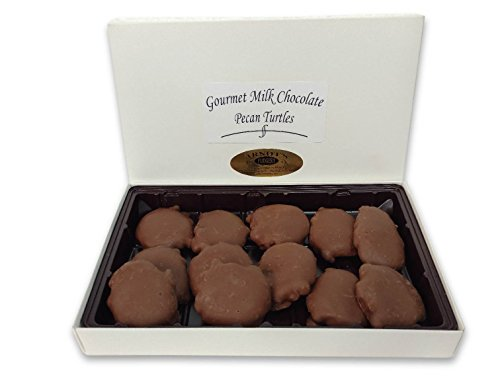 Premium Chocolate Candy (Chocolate Pecan Turtle) 13 -