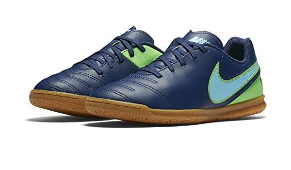 new concept 23fd7 f0900 Nike 819196-443, Botas de fútbol Unisex Adulto, Azul (Coastal Polarized  Blue-Rage Green), 38 EU: Amazon.es: Zapatos y complementos