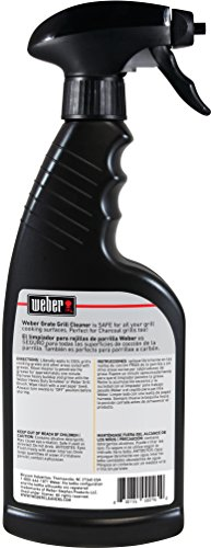 Grill Cleaner Spray - Professional Strength Degreaser - Non Toxic 16 oz Cleanser By Weber Cleaners by Weber (Image #1)