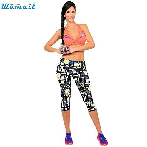 Amazon.com : CUSHY Womail Yoga Running Pant Gift Woman Port ...