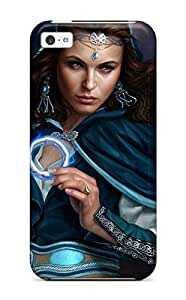 Allisassidy Case Cover For Iphone 5c - Retailer Packaging The Sorceress Protective Case