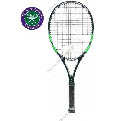 Babolat 2016 Pure Drive Wimbledon Tennis Racquet (4-3/8)