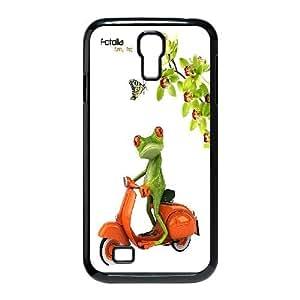CHENGUOHONG Phone CaseFrog Art Design For SamSung Galaxy S4 Case -PATTERN-17