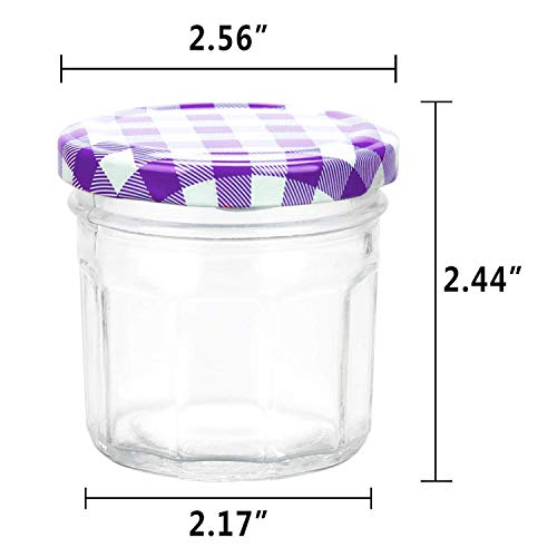 Buy 4oz mason jars wide mouth