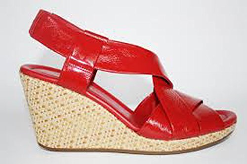 Cole Haan Femmes Air Dinah 85 Wedge Sandale Sz 6aa