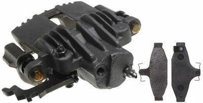 UPC 036666790849, ACDelco 18R1130 Professional Rear Driver Side Disc Brake Caliper Assembly with Pads (Loaded), Remanufactured