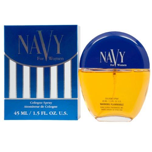 Navy For Women Cologne - Navy By Dana For Women. Cologne Spray 1.5 Oz / 44 Ml