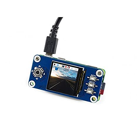 Peachy Amazon Com 1 3Inch Ips Lcd Display Hat Module 240X240 Pixels Spi Wiring Cloud Oideiuggs Outletorg