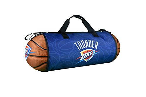 Maccabi Art OKC THUNDER BASKETBALL TO DUFFLE AUTHENTIC by Maccabi Art