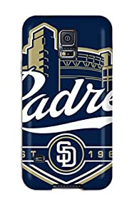 7018386K967235660 san diego padres MLB Sports & Colleges best Samsung Galaxy S5 cases