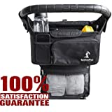 Stroller Organizer By SpartanFive. Because Its Just Better