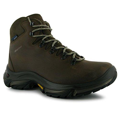Karrimor Cheviot Damen Wanderstiefel Wasserdicht Trekking Boots Outdoor Stiefel Braun