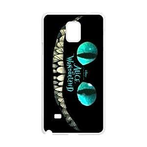 Samsung Galaxy S4 Phone Case White Alice in Wonderland ZBC358357