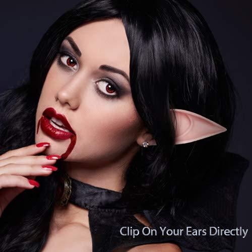 Vivreal Halloween Elf Ears Pair