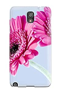 High Quality Shock Absorbing Case For Galaxy Note 3-gerbera Daisy