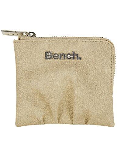 Bench Damen Portemonnaie Lostinthought, Doeskin, 14.5 x 13.2 x 3.2 cm, 0.61 Liter, BLXA0856