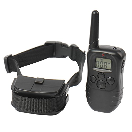 Rechargeable Remote Control Training Collar