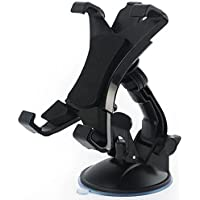Universal Car Mount Holder Cradle for Tablet and phone KARASKAS The Best, Tablet.7-11 inch Phone width: 3 inches Minimum Good For Windshield Only.