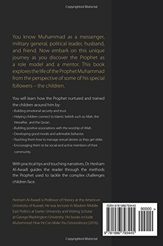 Children Around the Prophet: How Muhammad raised the Young