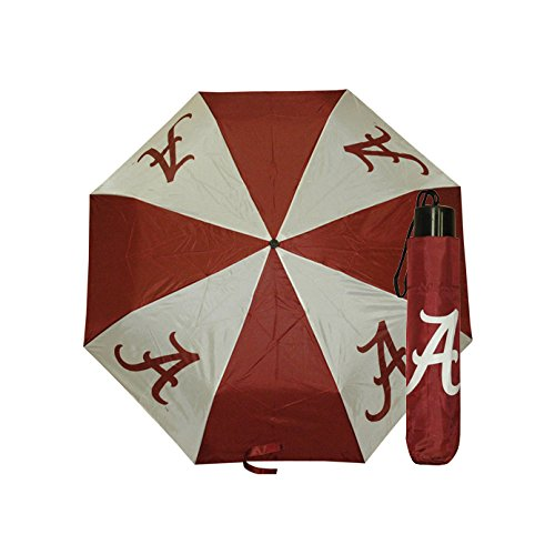 Game Day Outfitters NCAA Alabama Crimson Tide Umbrella Folding Wrap, One Size, Multicolor by Game Day Outfitters