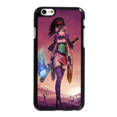 Fantasy Girl Guerrier Ilike Com BW98NL7 coque iPhone 6 6S 4,7 pouces cas de téléphone portable coque R0OB5M3UD