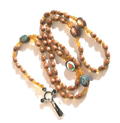 Gorgeous Gift! Saints Olive Wood Rosary Beads Cross Necklace / Pendant Crucifix Chain Rosario Rosery Chaplet Holy Prayer Pray Anglican Men Women Mini Long Birthday Beaded Mary Jesus Jewellery Jewlery Unique Fashion Saints Charm Icon Medal Relic Statue figure Celtic Inspirational Trendy Modern Contemporary Spiritual Luxury Store Shop Popular Faith Church Altar Tabernacle Monstrance Chasuble Thurible Infant Of Prague Santos Censer Pyx Large Repair Priest Blue Blessed 15 Creed benedict Metal padre pio Brass Carved Amber Brown Box military Wooden Mother Parts center cloisonne unbreakable wedding coral Wall Hanging precious religion bulk spanish Pin connemara Grey Gray Stone Anklet Guy Boy Girl Lady Cool Rare Beautiful Little Bracelet Accessories Supplies Item Product